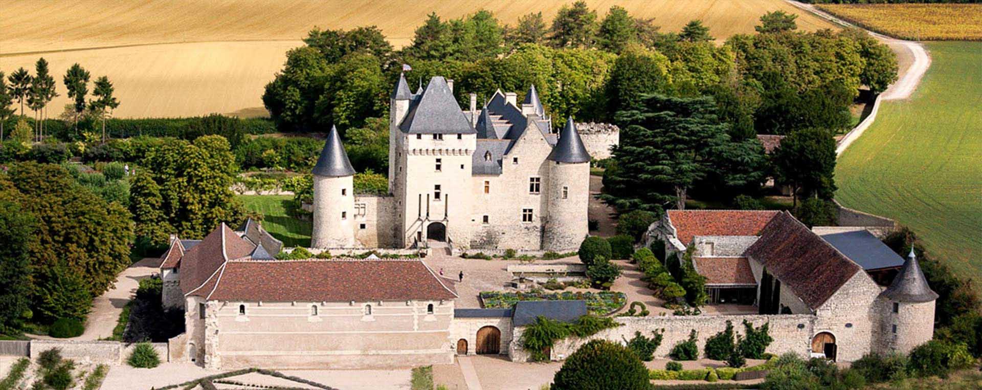 architecture du chateau