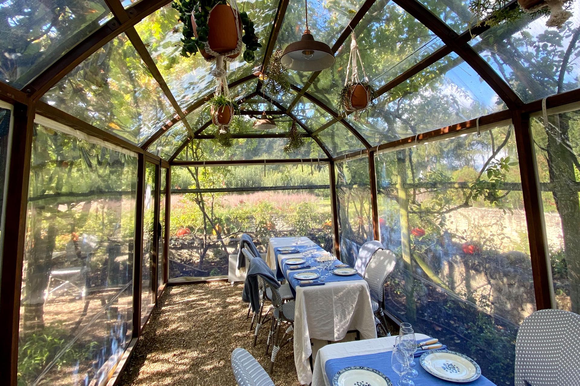 restaurant gastronomique du château