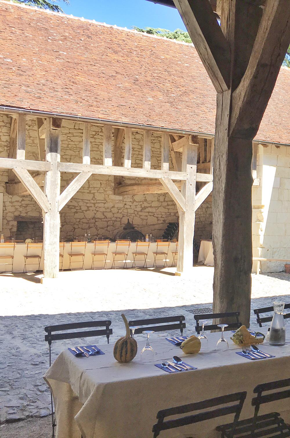 seminaire au chateau