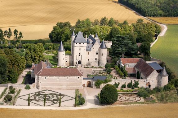 chateau du rivau
