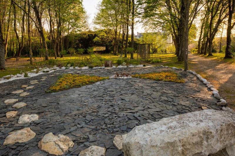 Jardin bioclimatique